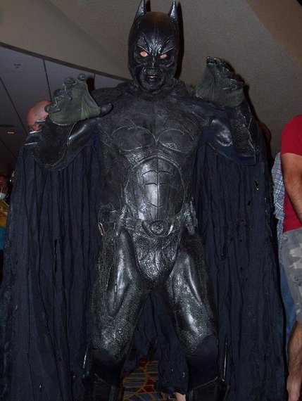Demon Bat from Batman Begins - The League of Heroes - The ...