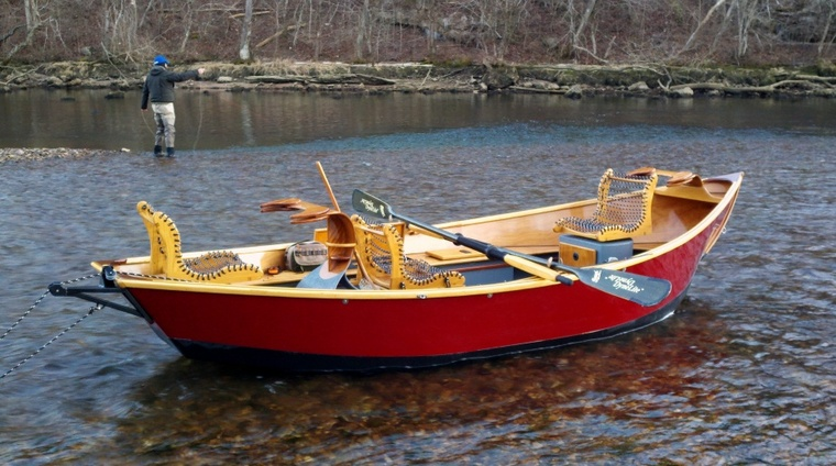 This is The Drift Boat we