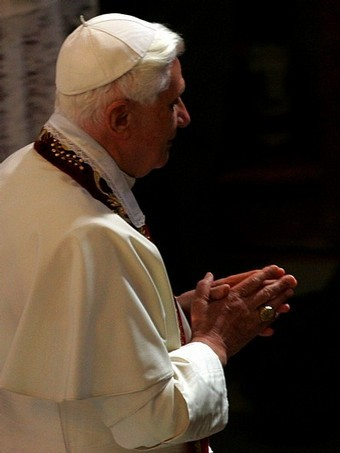benedict xvi essays and reflections on his papacy