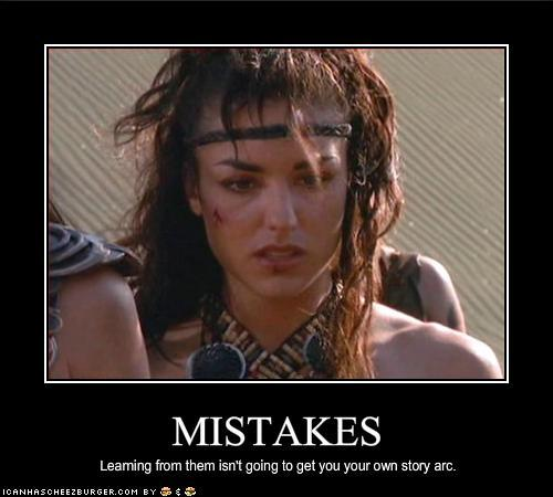 Xena Quotes About Love : Demotivators ~ Xena Style. in The Xena Scrolls Forum