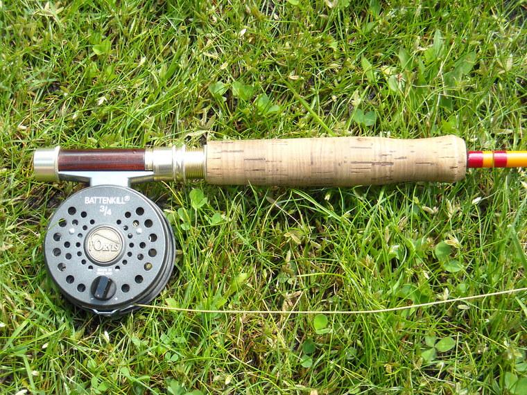 Ultralight fly fishing favorite rod for Ultralight fly fishing