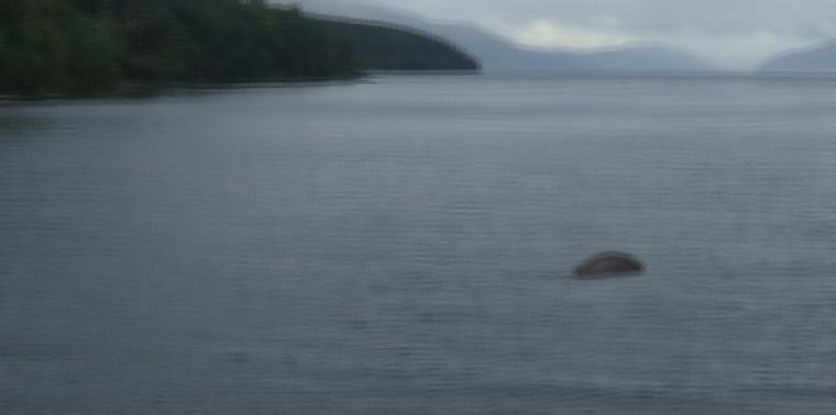 Loch ness  2012