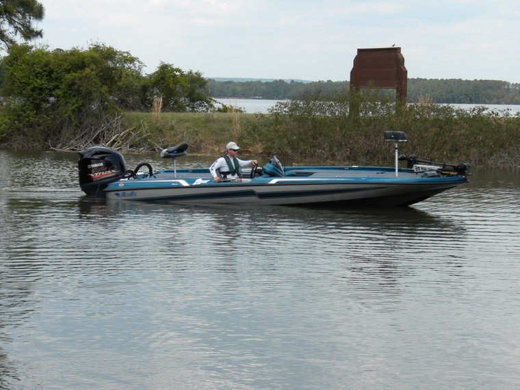 Sc 2010 jaguar with 250 sho 45 500 bass cat boats for Greenes boat and motor