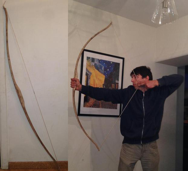 Banner Image: Sisal Backed Bow by JoachimM