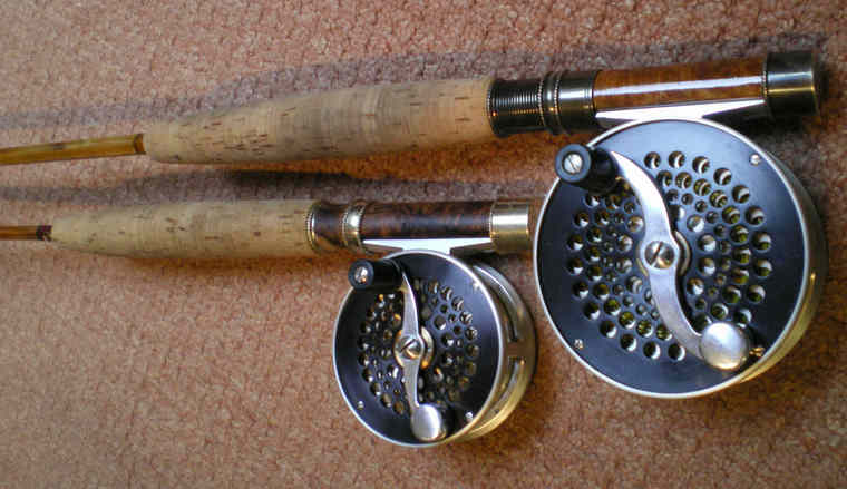 The classic fly rod forum some questions about expensive for Expensive fishing poles