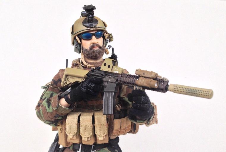 Green Beret operating in Green Beret Loadout