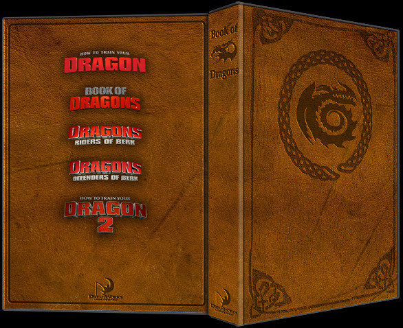 how to train your dragon book series order