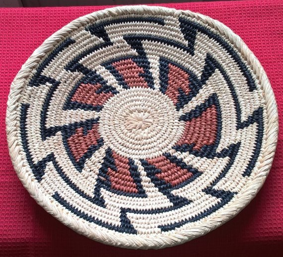 Banner Image: Ilayehatlatl's Paiute basket