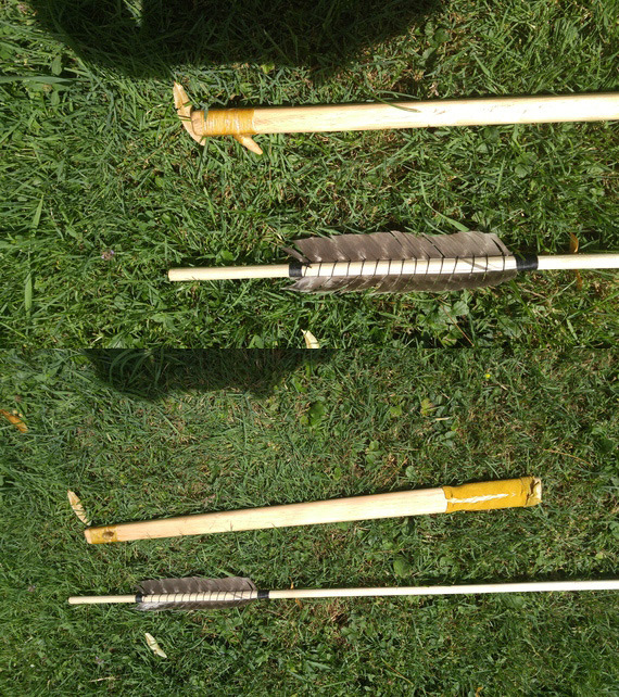 Banner Image: maliboy67's first atlatl and dart