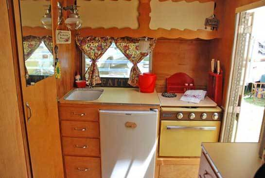 It Looked Great With The Yellow Sliders In The Cabinet And Had A Very  Vintage Feel To It. Sorry, Not Any Close Ups Of The Formica, Hereu0027s The  Best Picture I ...