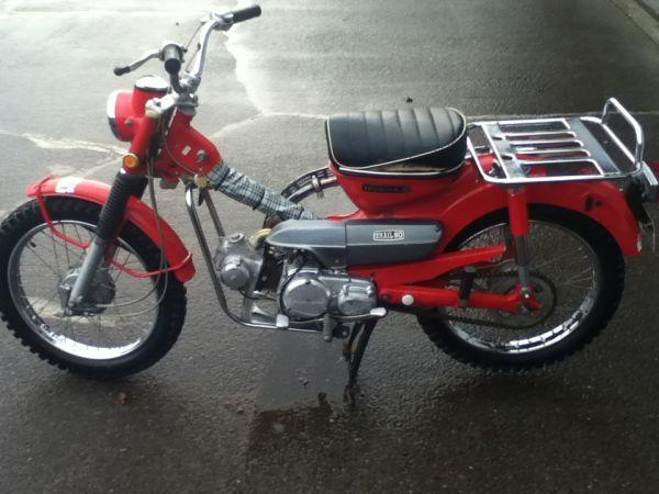 Craigslist Honda Trail Ct90