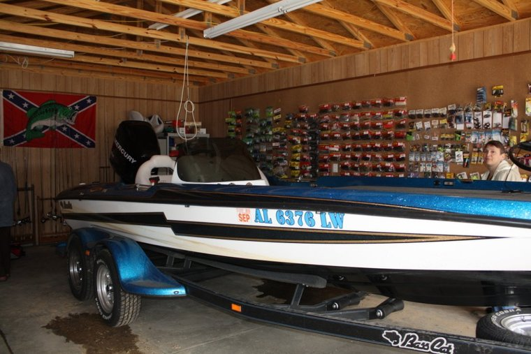Lovely bass boat garage ideas compilation garage design for Boat garages