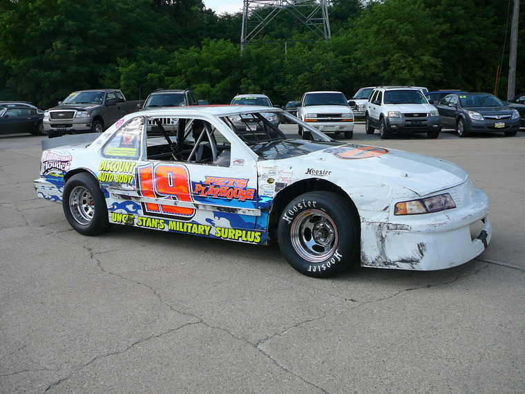 Imca Ford Stock Car For Sale