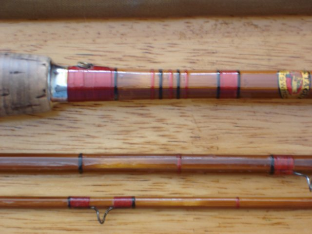 The classic fly rod forum montague split switch 9 39 5 for Montague fishing rod