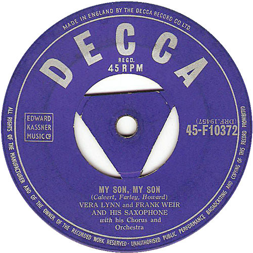 Frank Chacksfield & His Orchestra - My Star