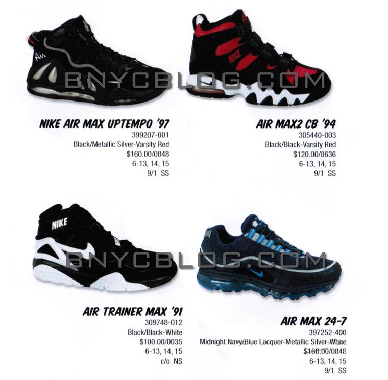 Nike Air Max Uptempo 97 Retro Release Date