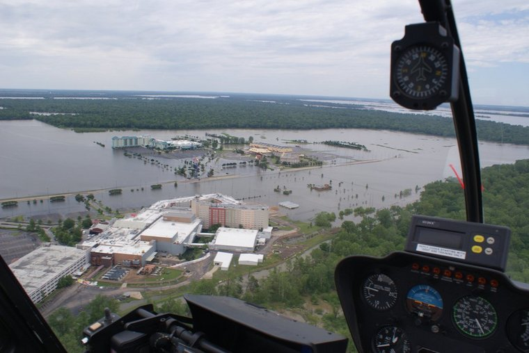 Pictures of tunica casinos under water