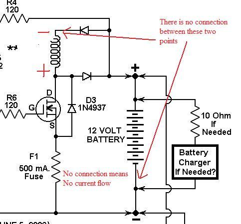 nice battery desulfator circuit diagram images
