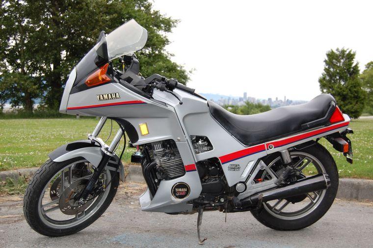 1982 yamaha seca 750 turbo  1982  free engine image for