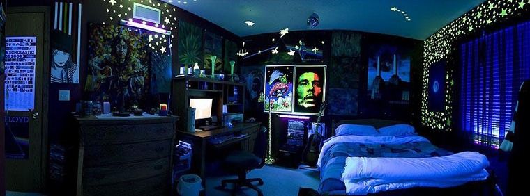 check out this trippy room! in off topic forum