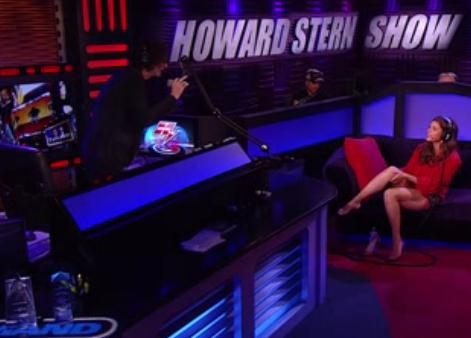 Howard stern pantyhose