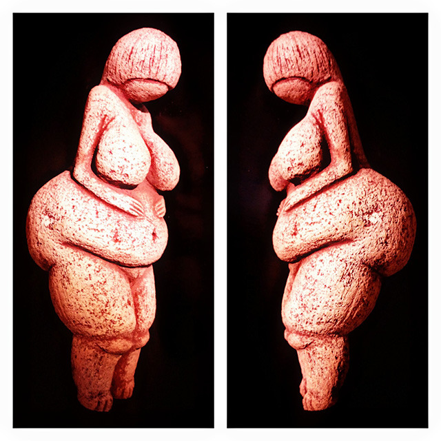Banner Image: Venus figurine carved by Russianman