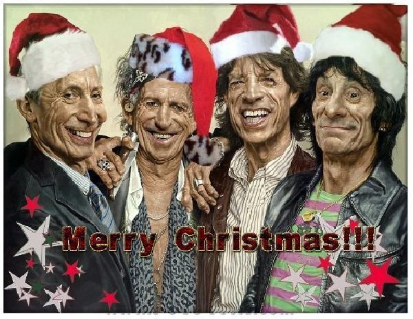 MERRY CHRISTMAS in The Rolling Stones in SHIDOOBEEland Forum