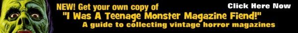 Vintage Monster Magazine Collecting