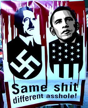 Résultats de recherche d'images pour «obama nazi»