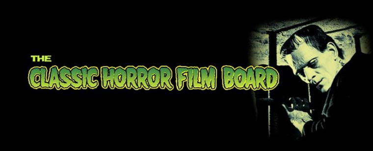 The Classic Horror Film Board