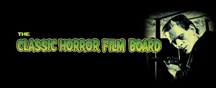 The Classic Horror Film Board