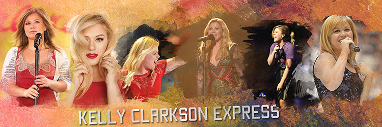 Kelly Clarkson Express : KC
