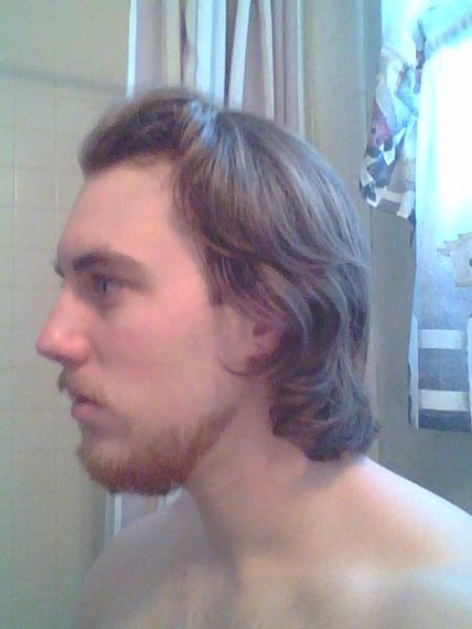 Jax Teller Short Hair