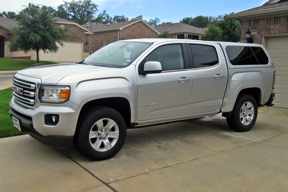 2012 Chevy Colorado Camper Shell | Auto Review, Price ...
