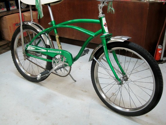 1967 huffy cheater slick marauder in 1967 huffy bicycles forum