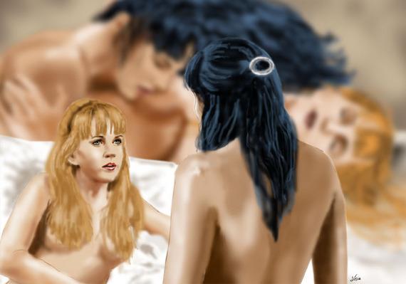 Passion interdite Fanfic - Fictions Lesbiennes :