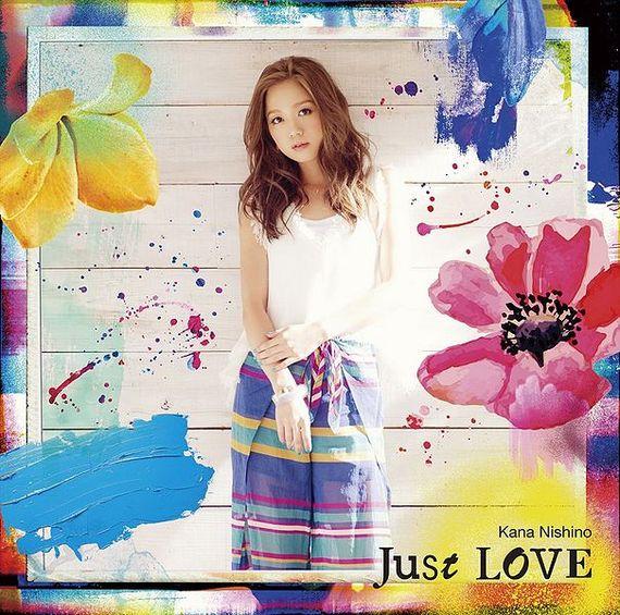 "Kana Nishino >> Album ""LOVE it"" 1d13632467c4f8ff06692959045192b995596131_r"