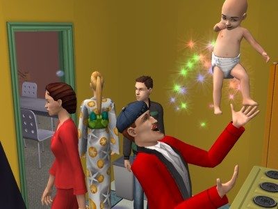 how to turn down freedom in sims 4