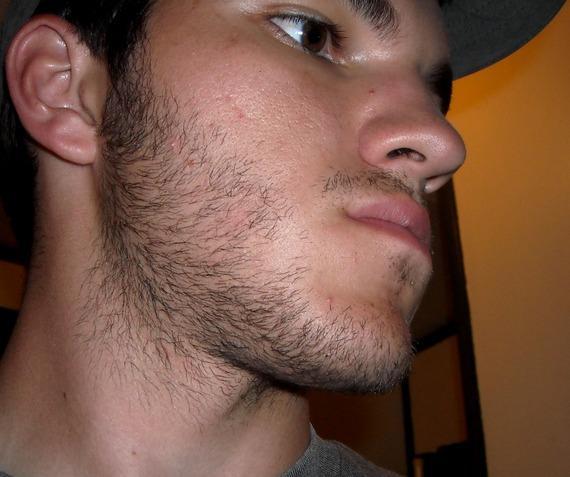 Celebrity Beards Most Like Your Own Beard Board Beauteous Beard Growth Patterns