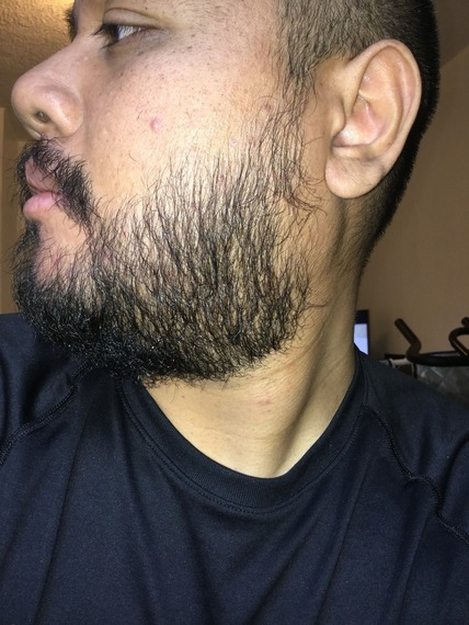 how to grow a good asian beard
