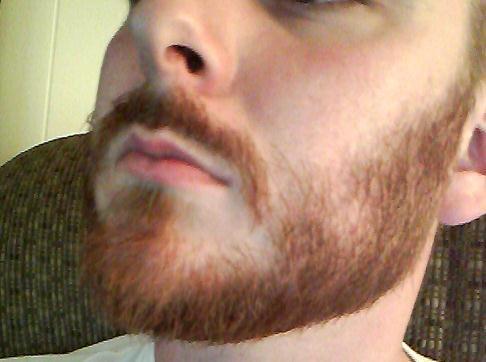 Moustache And Beard Connecting Beard Board