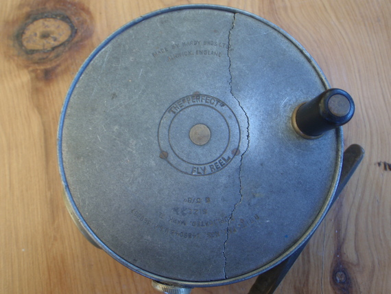 fly reel of the mid 1930s
