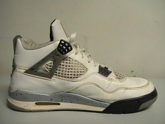 Air Jordan 4 Cemento Blanco 2016 Niketalk Jordan AAkUEN2