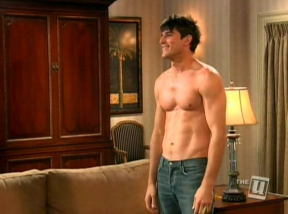 Naked hot jewish men