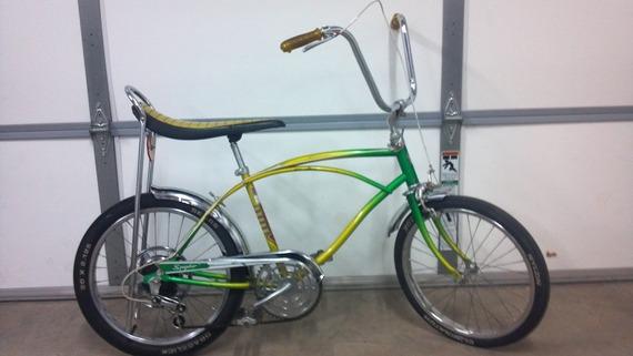 1971 sears spyder 5 speed lemon lime in 1971 sears bicycles forum