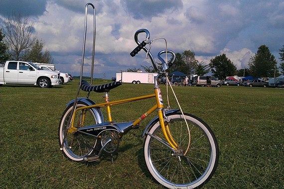 Anyone on here have a western flyer buzz bike hustler in muscle bike