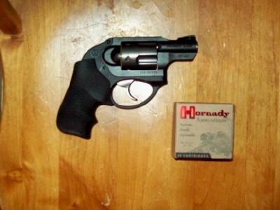 357 revolver snub. This little revolver comes in