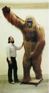 Gigantopithecus Gigantopithecus blacki