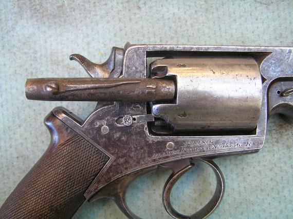 Revolver Nipples