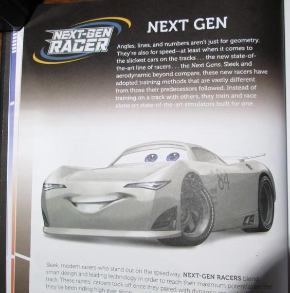 Cars  Next Gen Icar